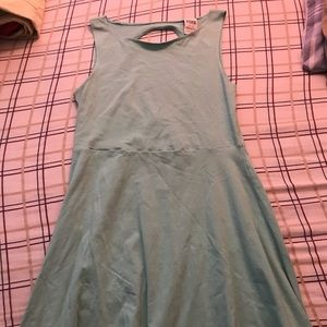 Baby blue skater dress. BOGO. READ.